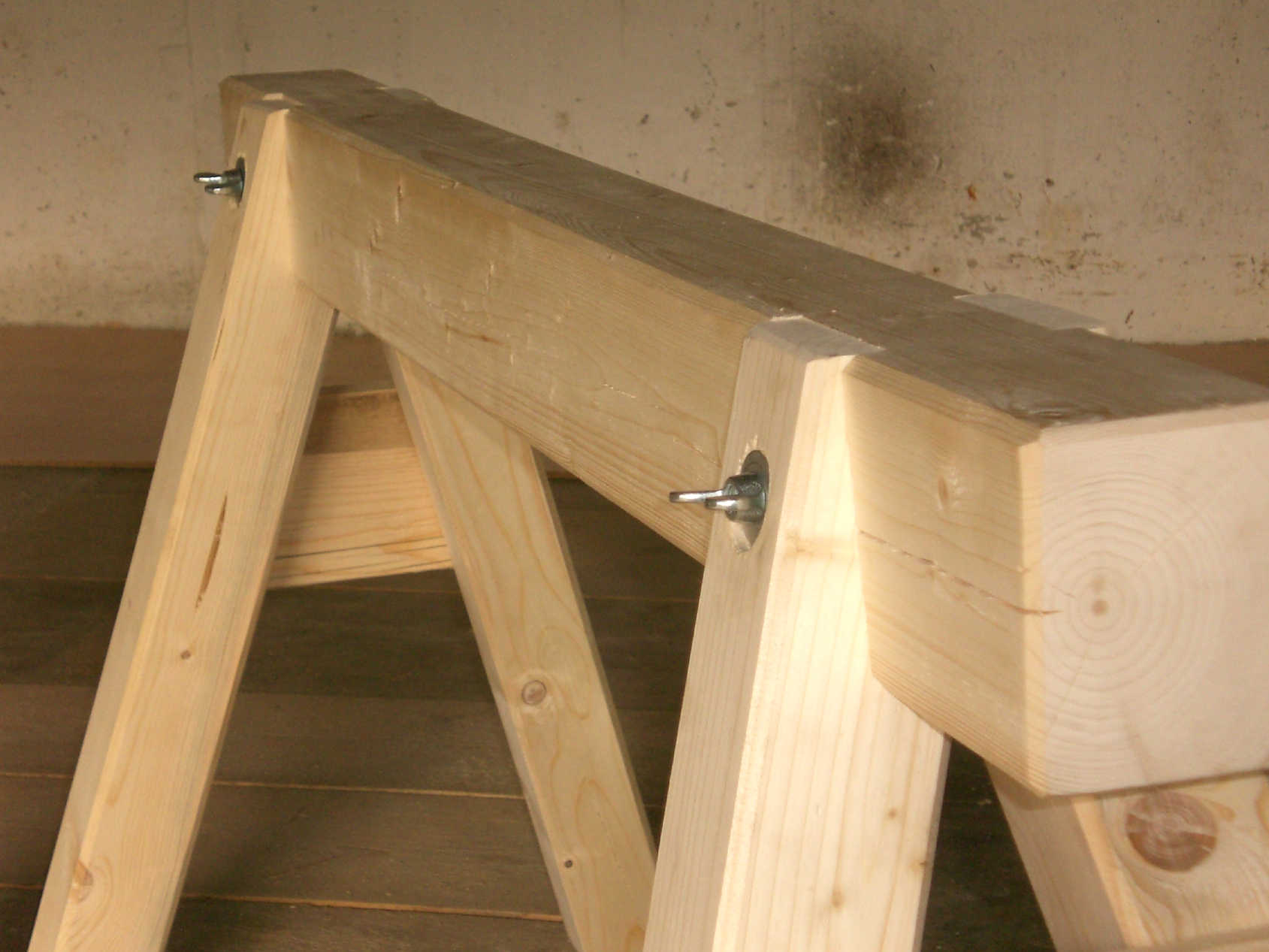 Holzböcke - 99,50€